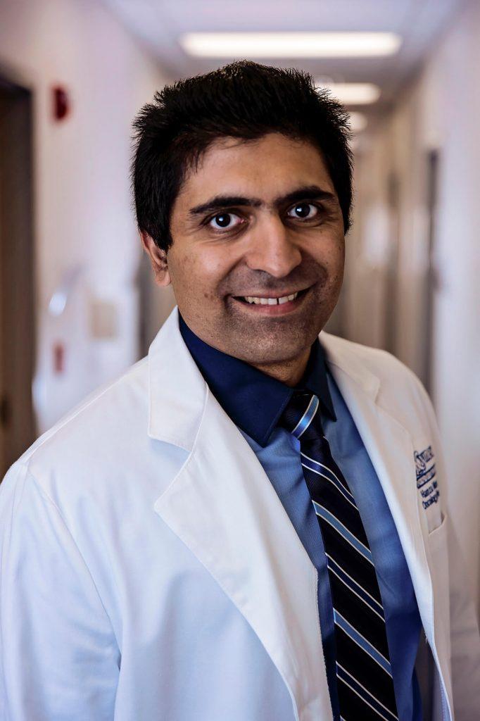 Hamza Minhas, MD