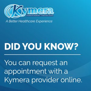 Did you know you can Request an Appointment online?