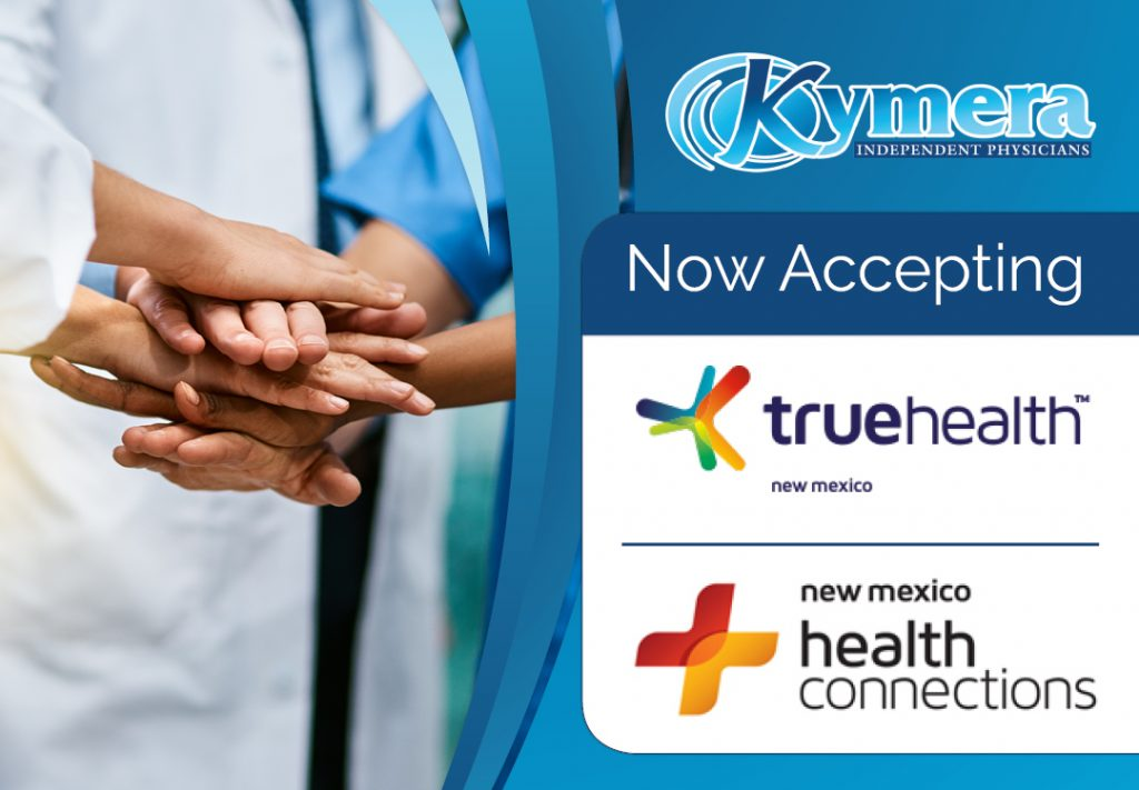 Kymera now accepts NM True Health