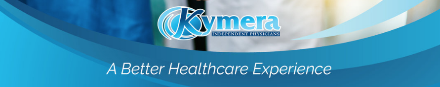 kymera banner a better healthcare experience