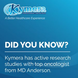 Kymera Did You Know active cancer research